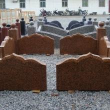 Цоколя, ограды, цветники из гранита_34