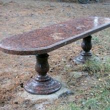 Гранитные столы и лавки_10