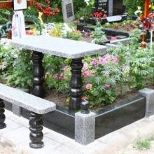 Гранитные столы и лавки_12
