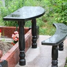 Гранитные столы и лавки_18