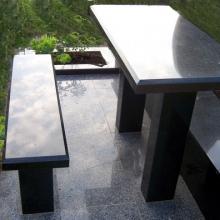 Гранитные столы и лавки_20