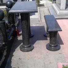 Гранитные столы и лавки_4