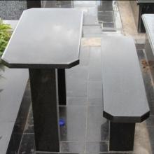 Гранитные столы и лавки_7
