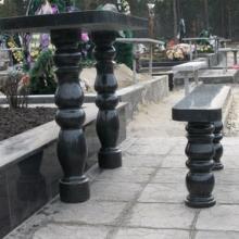 Гранитные столы и лавки_9